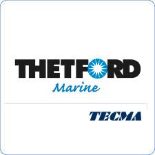 Thetford Tecma Marine Toilets
